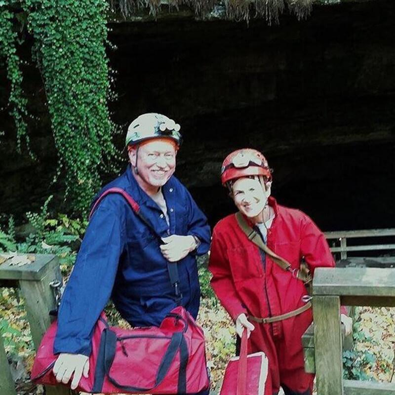 Greg Hogan-Hidden River Cave Guide