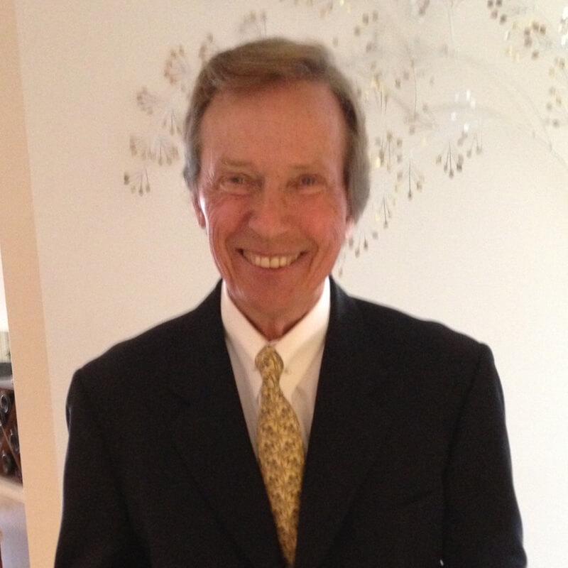 John L.G. Richards, Treasurer
